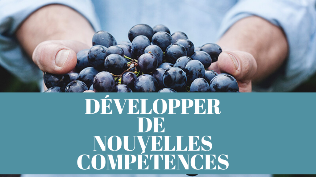 nouvelles compétences à développer